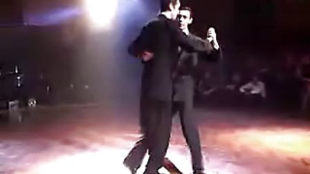 [金斌]两个男人的探戈,很经典