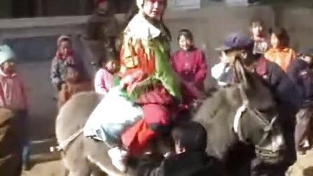 非物质文化遗产——秦安县莲花镇吴湾村马社火(吴玉平上传)