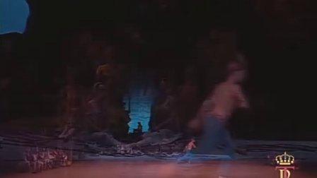 芭蕾舞剧 海盗 第二幕(Lopatkina主演)