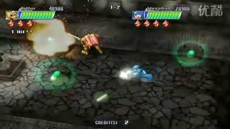 DC游戏《Cannon Spike》游戏视频(一)