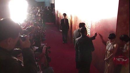 2011优酷大剧盛典 红毯 唐国强 阎建钢 07