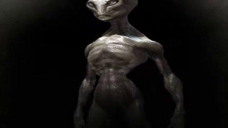 科学家捕捉到真实外星人(珍贵图片)
