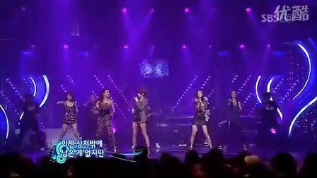 韩国元祖偶像组合:BABY V.O.X_呀呀呀  Killer  偶然 (SBS现场版)