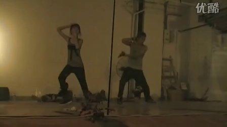 林依婷在京习舞-2