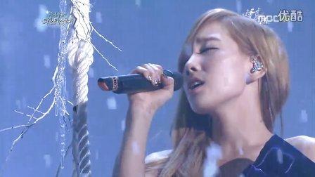 111225 MBC.少女时代的圣诞童话.少女时代-Live cut