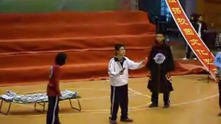 咸一中言艺社话剧<红与黑>