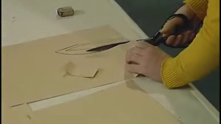 服装裁剪技法:A裙(下)