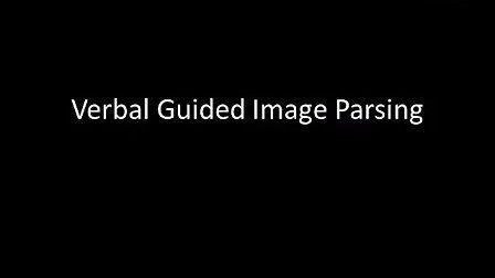 ImageSpirit: Verbal Guided Image Parsing