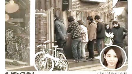 [MV]姜敏京,孙东云-乌冬面【Davichi,Beast】