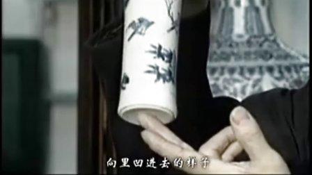 中華陶瓷之美--清代青花瓷001