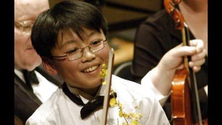 黎卓宇演奏车尔尼以罗德曲为主题的变奏曲