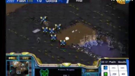 WCG 2010世界总决赛星际争霸决赛 kal(韩 P) vs flash(韩 T) 02
