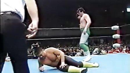 1999.01.23 全日本摔角 三沢光晴 vs 川田利明 (三冠王)