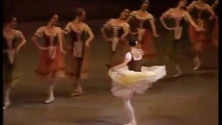 芭蕾舞 吉赛尔 一幕变奏及双人舞(Polina Semionova and Shklyarov)