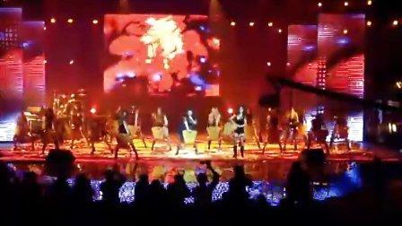2010北京现代音乐学院欧美系艺术节 be italian 杜鑫艳