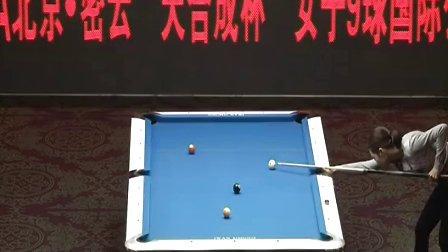刘莎莎 VS 车侑蓝