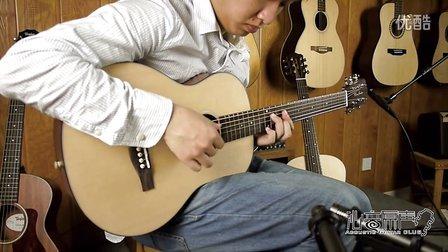 WaveGarden B6 2013新款全单旅行吉他 评测试听