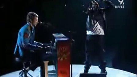 2009格莱美 Coldplay与Jay-Z的精彩演绎 [LOST]
