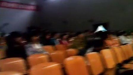 忻城土司艺术团选拔第一轮尾声