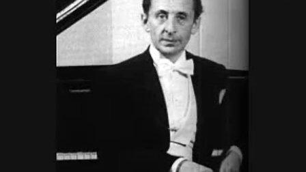 """霍洛维茨 肖邦第5号""""黑键""""练习曲(Op10No5),降G大调"""