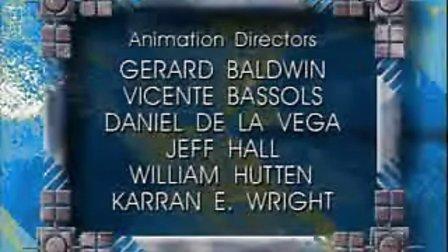 Fantastic Four (神奇四侠) 1994年动画片尾