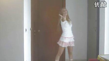 欧美萝莉可爱舞蹈秀—音乐—视频高清在线观看-优酷