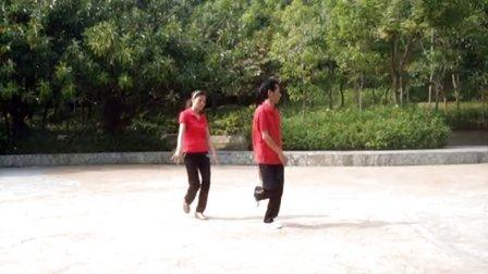 102 春山广场原创 舞蹈 幸福爱河