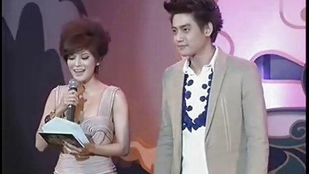 [中文字幕]泰国Top Awards 2010 Mario Maurer 电影最佳男演员奖获奖片段