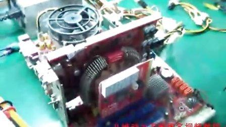 显卡维修视频教程_供电测量(八维动力提供)
