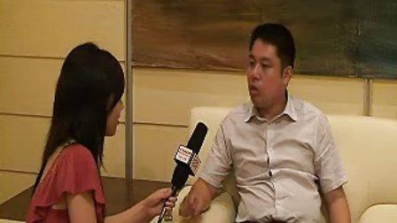 中华橱柜网采访海蒂诗中国董事总经理 林晓阳先生