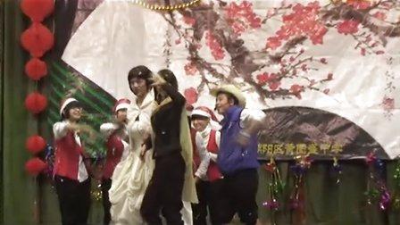 潮阳黄图盛中学2010届元旦汇演(上)