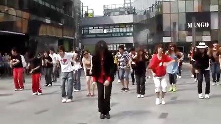 北京2010.08.29 Michael jackson 迈克尔 杰克逊 生日纪念 快闪