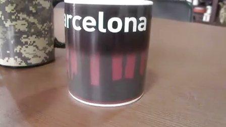 陶瓷杯变色杯 马克杯原理-广州友星陶瓷