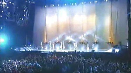 珍妮杰克逊夏威夷演唱会现场版:Come on get up