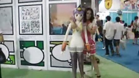 Catfish物语 广州2010动漫展乳胶衣 (Part1)