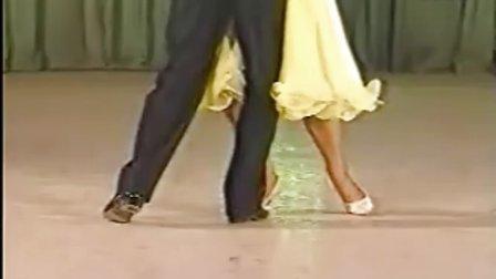 国标舞教学视频04