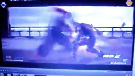 铁拳 Ji3moon(DJ) vs Hole Man(Lars)2