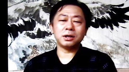 齐鲁电视台文化周刊《宋鲁民书画艺术》