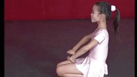中国歌剧舞剧院舞蹈考级四级硬腕