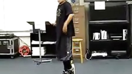 [街舞freestyle]Mike Song 美国最佳舞团KABA MODERN 成员