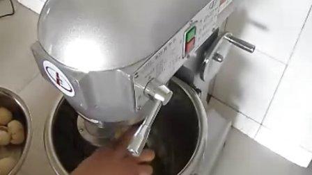 脆皮蛋糕生产技术