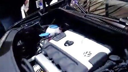 新车介绍拍摄
