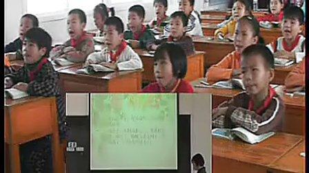 二年级 雷雨(小学语文二年级优质课优秀课堂教学实录)