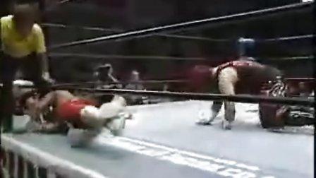 2010.07.25 全日本摔角 BUSHI vs MAZADA