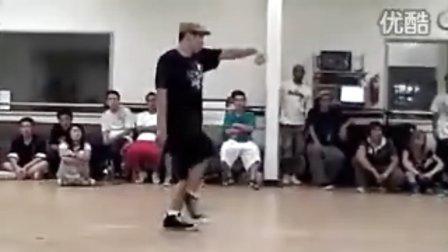 美国最新最热街舞(教学宣传片)