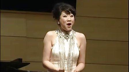 《红豆词》——女中音郑颖硕士毕业独唱音乐会