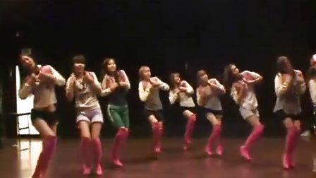 少女时代 Oh 舞蹈室