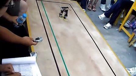 未来机器人科技双足竞步机器人