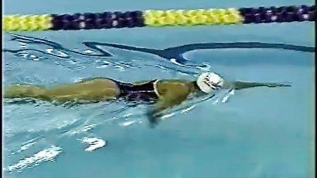 爬泳教学2