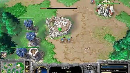 (经典)2010年度魔兽十大经典战役 【ECL】S4 Remind vs TH000